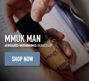 Award Winning Make-Up For Men