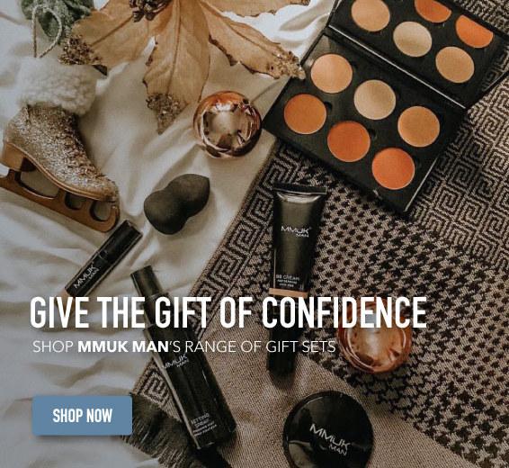 Christmas Make-Up for Men