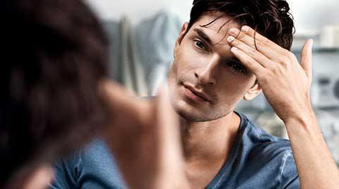How to get a Matte Finish Male Makeup Look