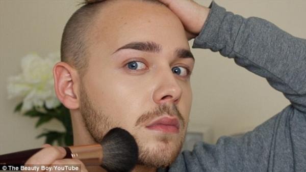 The Art of Concealing Moles with Makeup for Men